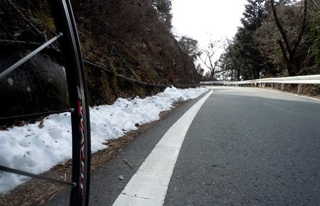 もう雪の心配は無い@定峰(K11)