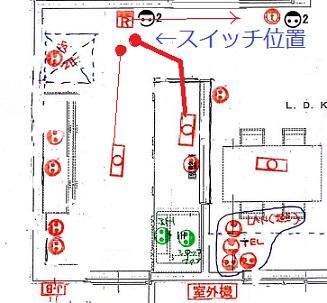 1F電気図