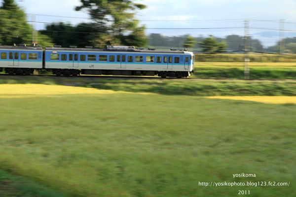 秋飯田線4