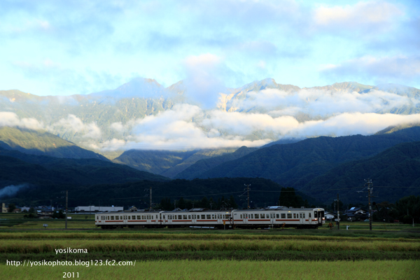 秋飯田線2
