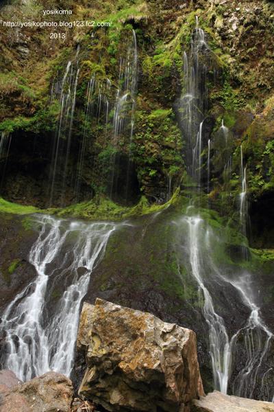 不易の滝2