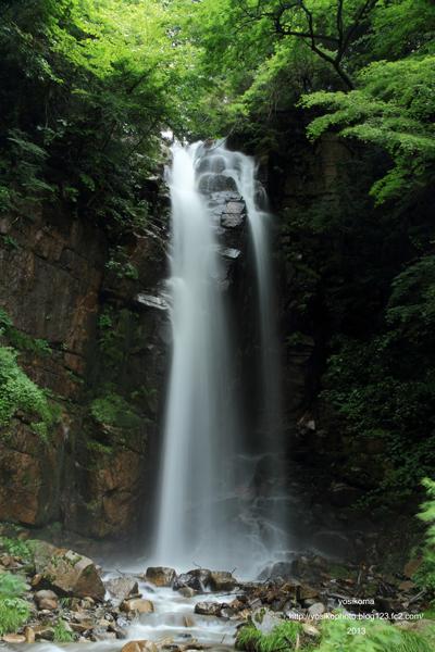 小野の滝1
