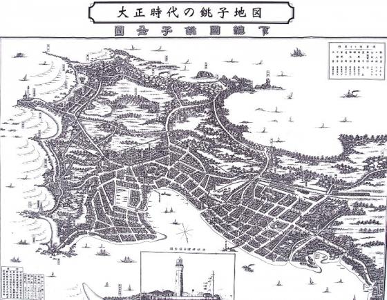 銚子古地図01