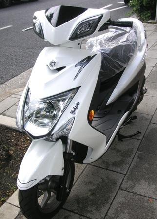 シグナスX-FI・カスタム