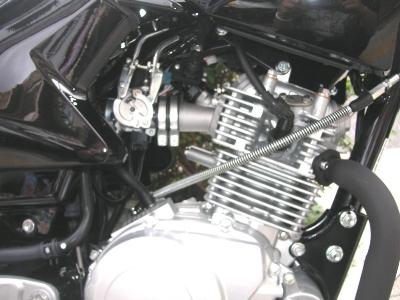 YBR125FI