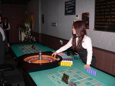 大阪で4年前にオープンしたカジノゲームセンター