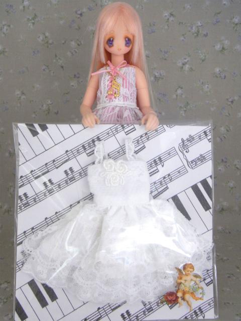 天使のドレス!