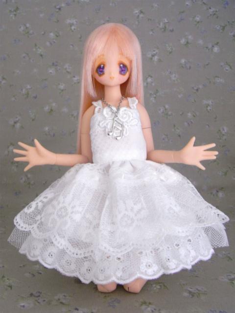 天使のドレスひなたん