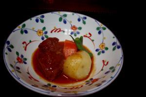 マシオ夕食6