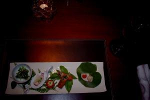 マシオ夕食1