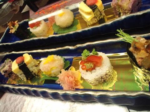 鳥羽お料理 お寿司