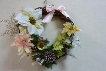 リース飾り(クリスマス)