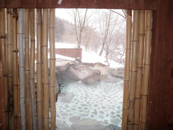 龍の湯入り口