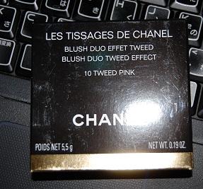 シャネル Chanel チーク
