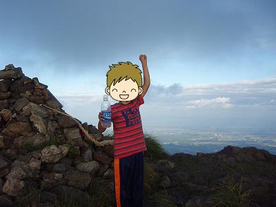 高隅御岳登山