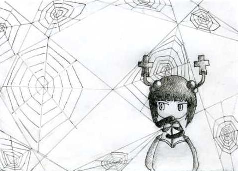 ヒールⅢ(蜘蛛)