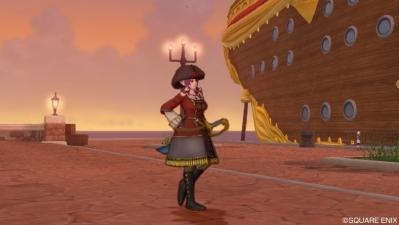 女海賊お頭f
