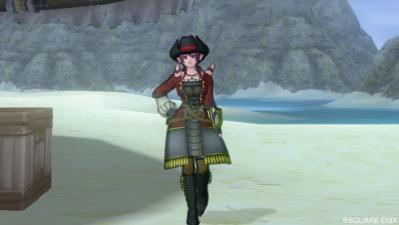 女海賊お頭g