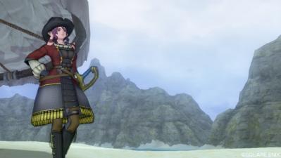 女海賊お頭h
