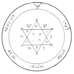 ソロモン木星2の護符