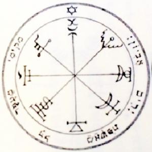 ソロモン木星7の護符