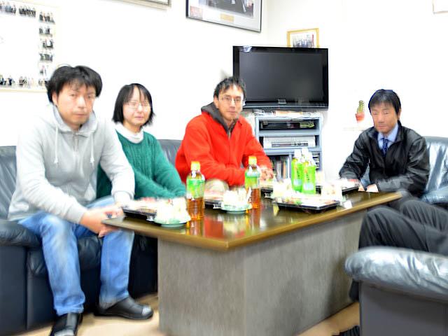 12月の昼食会
