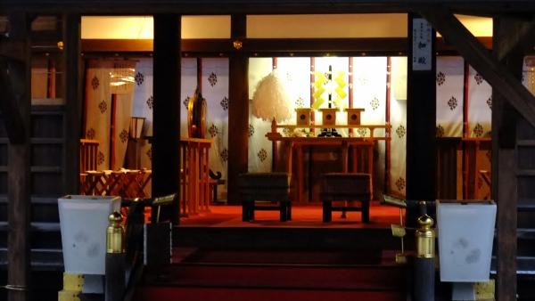 上賀茂神社 細殿