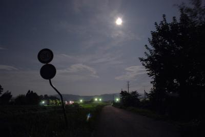 裏庭のアレ - 深夜徘徊してる人...
