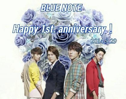 1sr Anniversary【20140929】