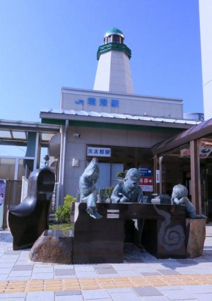 JR境港駅02