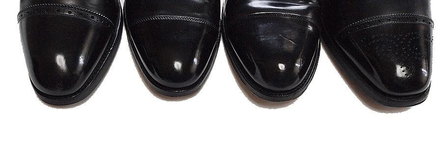 革靴のTPO