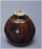 お茶の子 (静岡) 茶道具「九十九髪茄子」