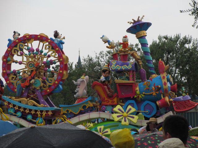 東京ディズニーランド-13