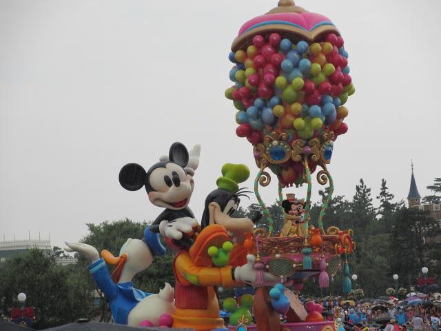 東京ディズニーランド-25