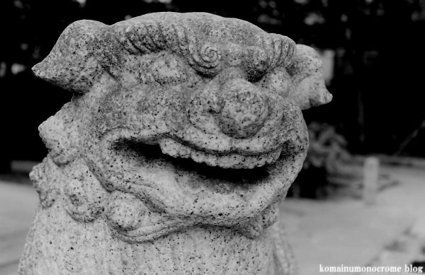 川辺八幡神社(大阪市平野区長吉川辺)6