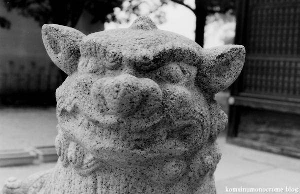 川辺八幡神社(大阪市平野区長吉川辺)8
