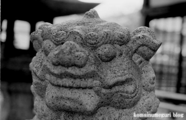 楯原神社(大阪市平野区喜連)4