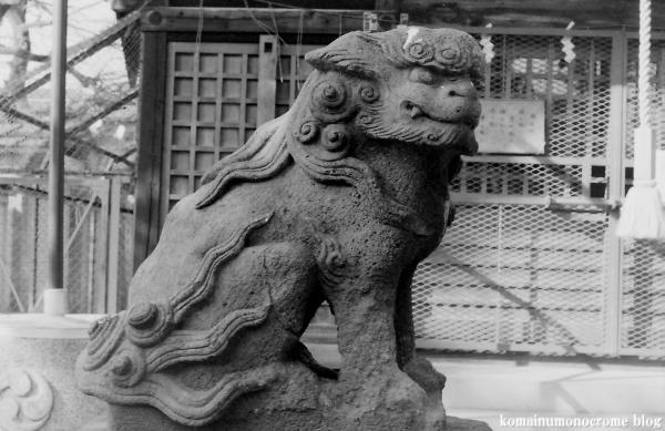 天祖神社(江戸川区南小岩)3