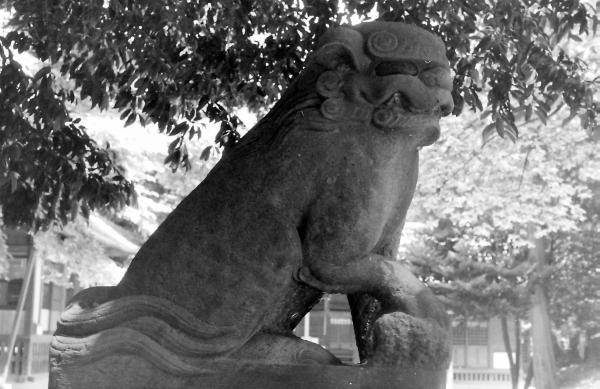中山神社(さいたま市見沼区中川)3