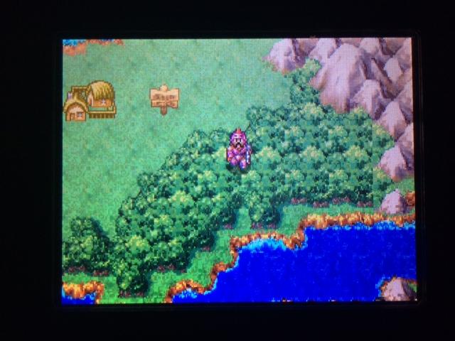 ドラクエ4 北米版 タラリアの洞窟2