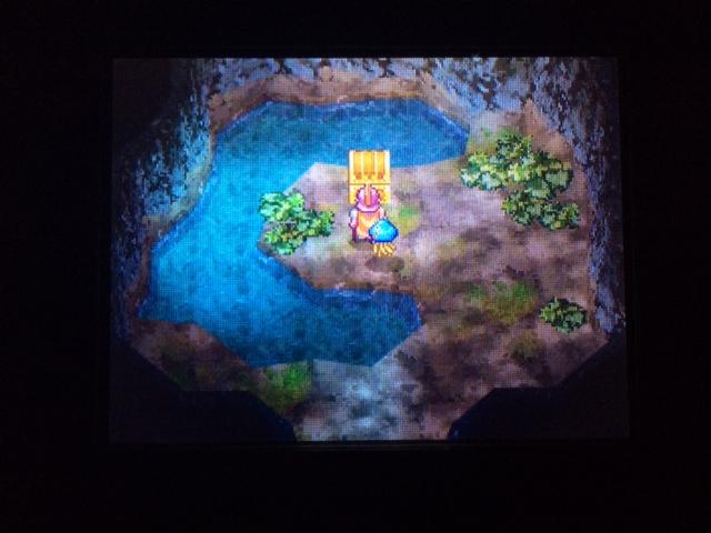 ドラクエ4 北米版 タラリアの洞窟22
