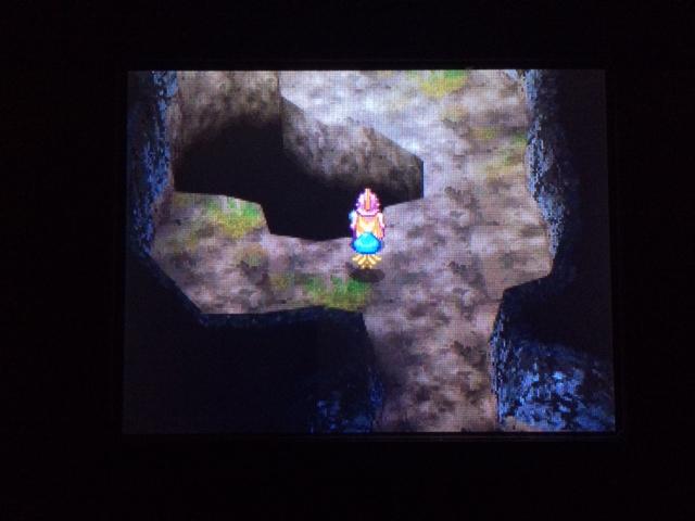 ドラクエ4 北米版 タラリアの洞窟28