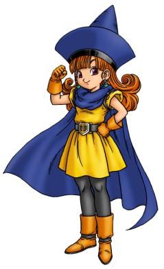 ドラクエ4 北米版 キャラクター アリーナ