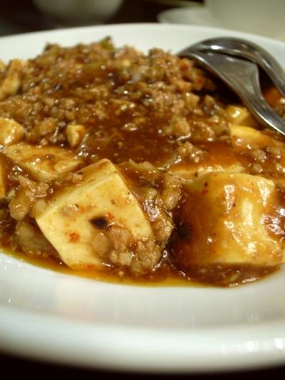 共栄飯店 マーボー豆腐