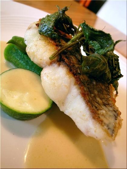 ラ・プリュム 魚