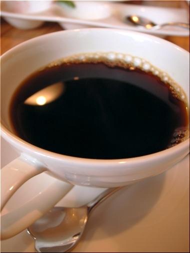 ラ・プリュム コーヒー