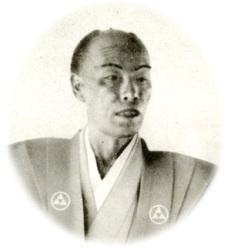 横井小楠肖像