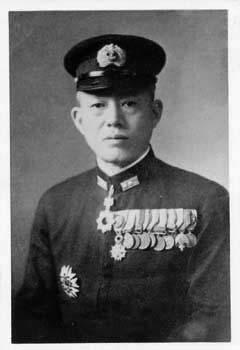 醍醐忠重海軍中将