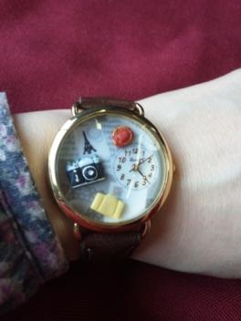 へんな時計購入(笑)