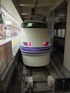 東武鉄道 100系 スペーシア 特急「きぬ」 『雅』仕様